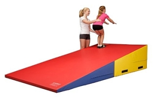 Incline Tumbling Mat