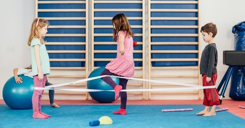 Kids Gymnastics Equipment for Home