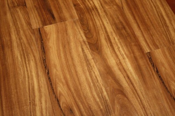 Kryptonite Asian Teak Wood Plastic Flooring