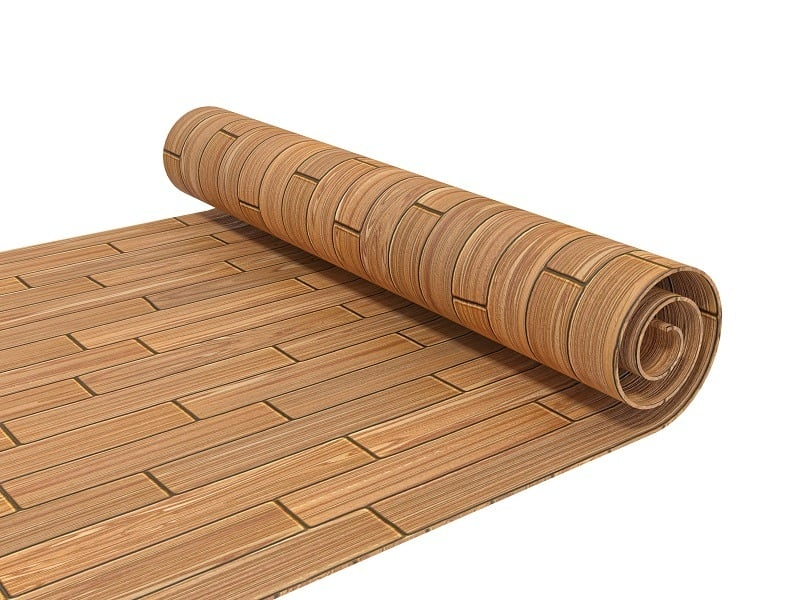 Wood Grid And Laminate Plastic Flooring Top Brands