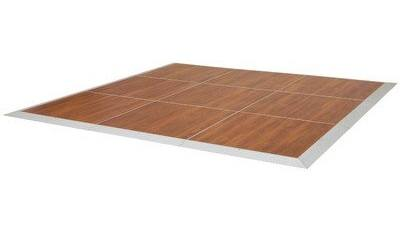McCourt Ovation Indoor/Outdoor Portable Dance Floor