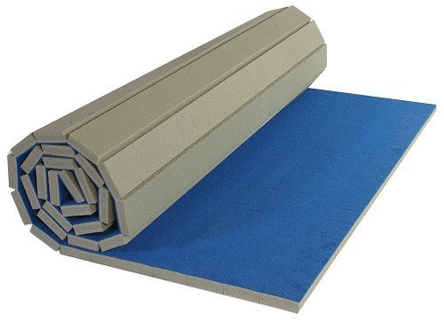 Cheer Mats in Carpet Top Blue