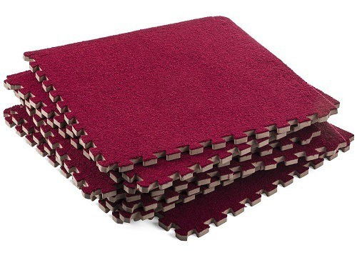Soft Interlocking Foam Mats