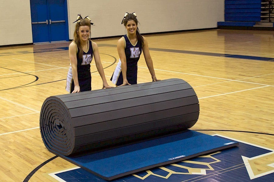 Benefits of Using Cheerleading Mats
