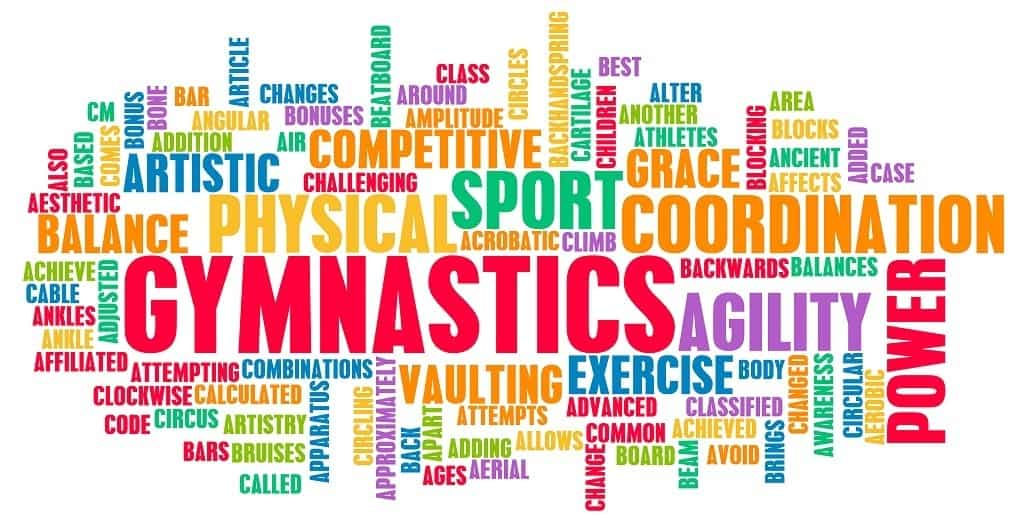 Everything about gymnastics