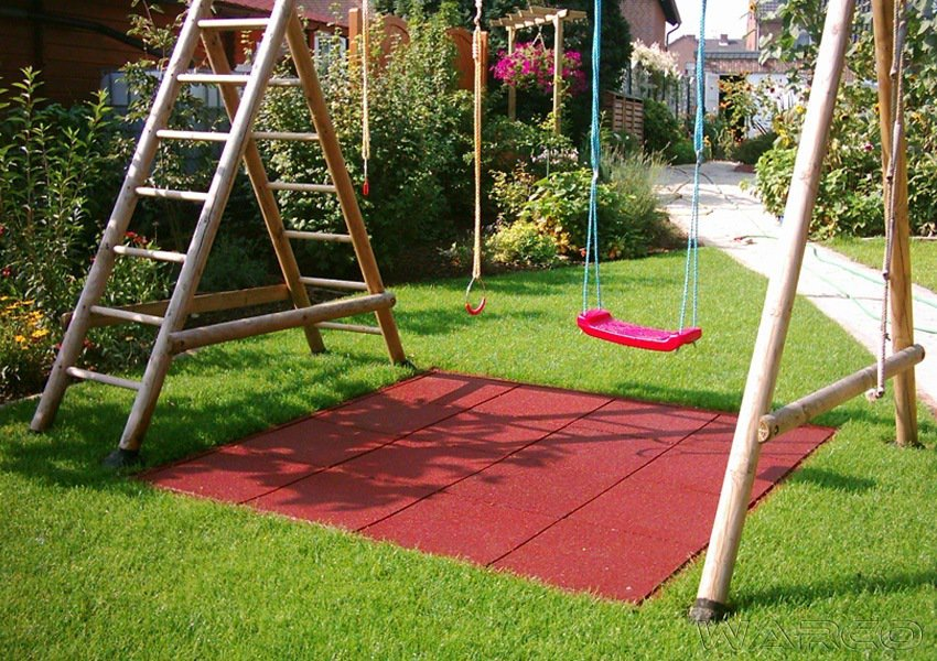 Benefits Of Using Playground Rubber Mats