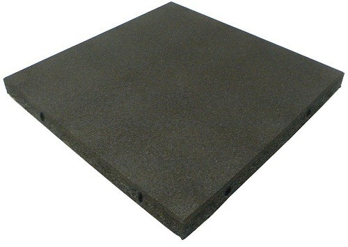 "Eco-Safety"" Interlocking Playground Rubber Tiles"