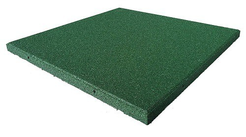 Rubber Cal Eco-Sport Interlocking Rubber Tiles