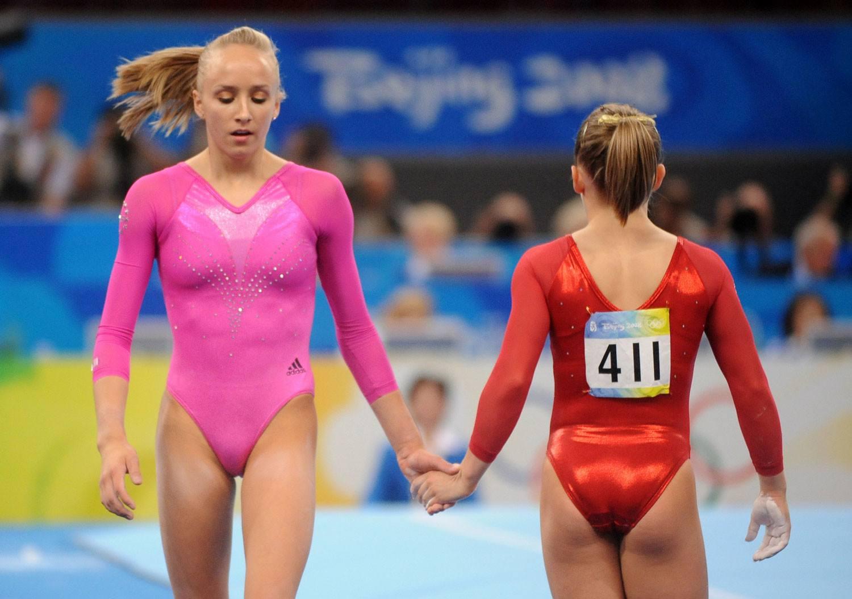 Nastia Liukin Olympic Run