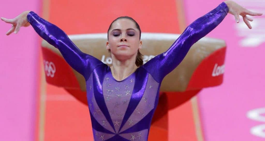 Famous Gymnasts: McKayla Maroney
