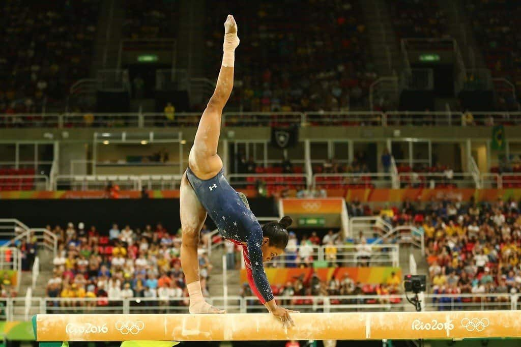 Gabby Douglas' List of Accomplishments and Records