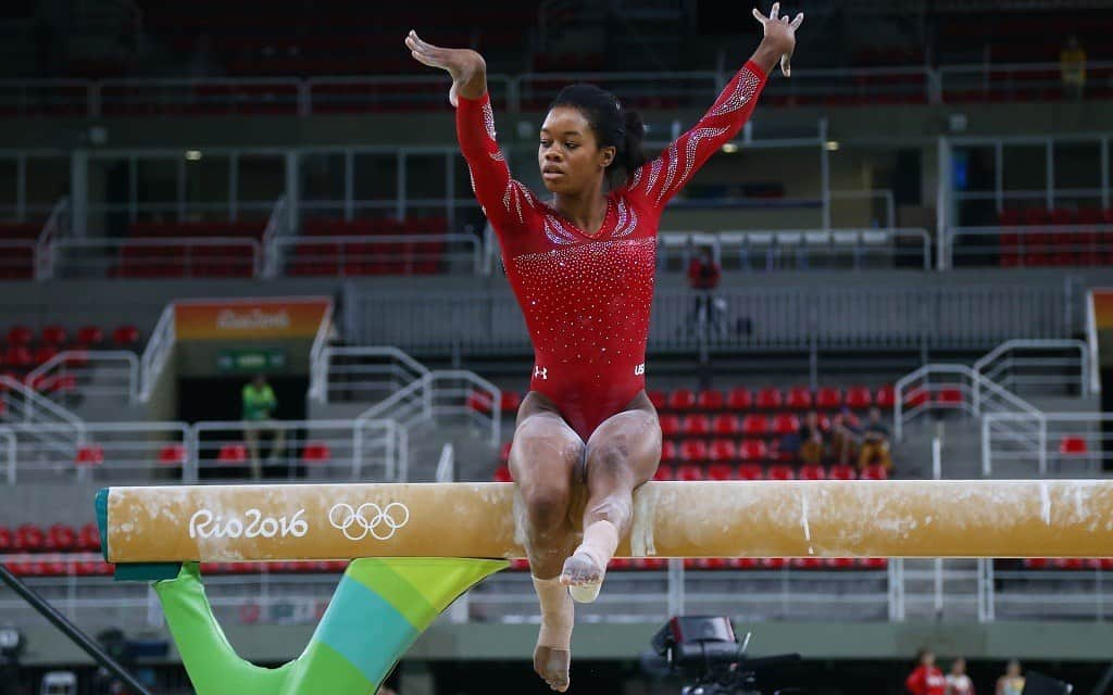 Famous Gymnasts Gabby Douglas And Her All Records And
