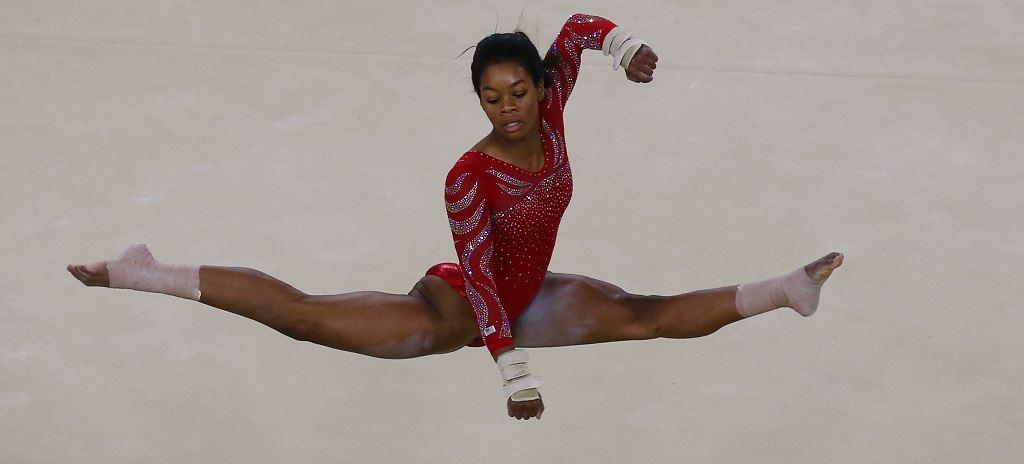 Famous Gymnasts - Gabby Douglas