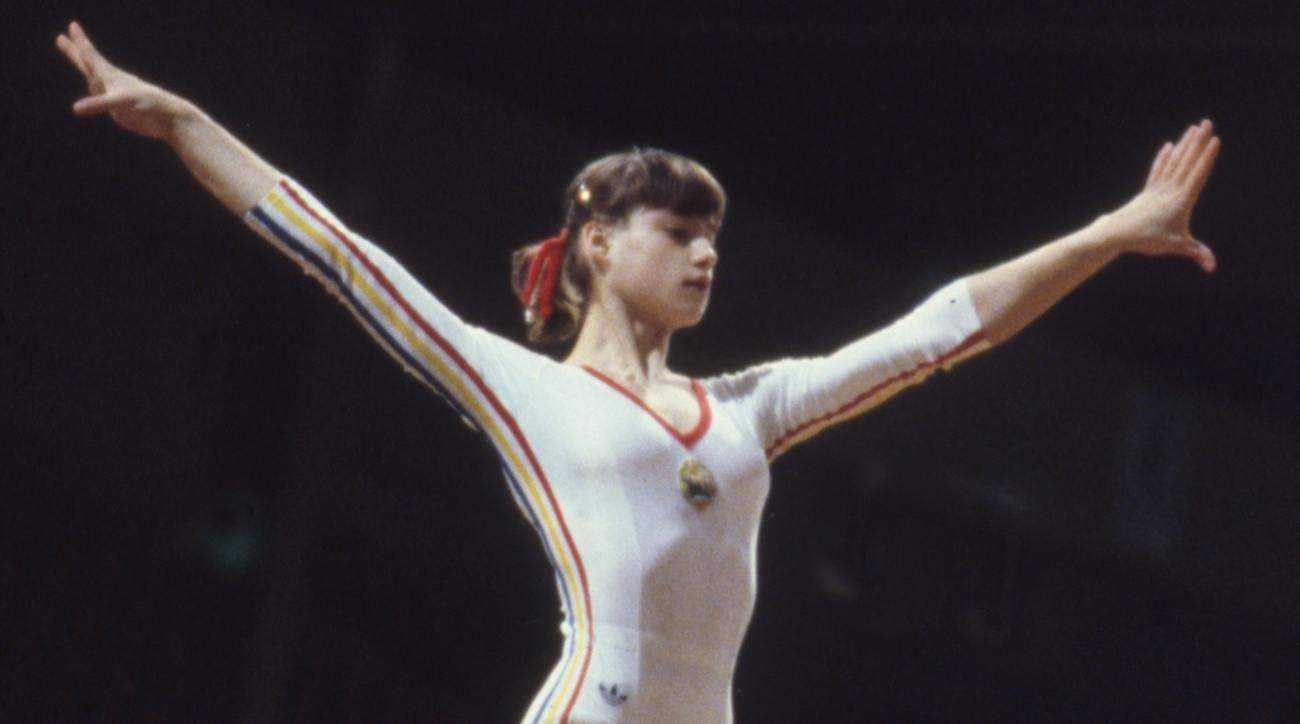 Nadia Comaneci Accomplishments