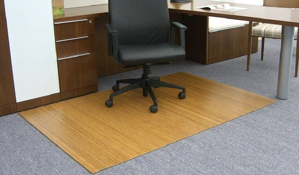 Bamboo Chair Mats For Office Es
