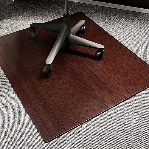 Anji Mountain Roll-Up Bamboo Chair Mat