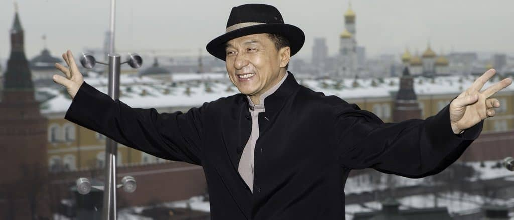 Famous Martial Arts Masters: Jackie Chan