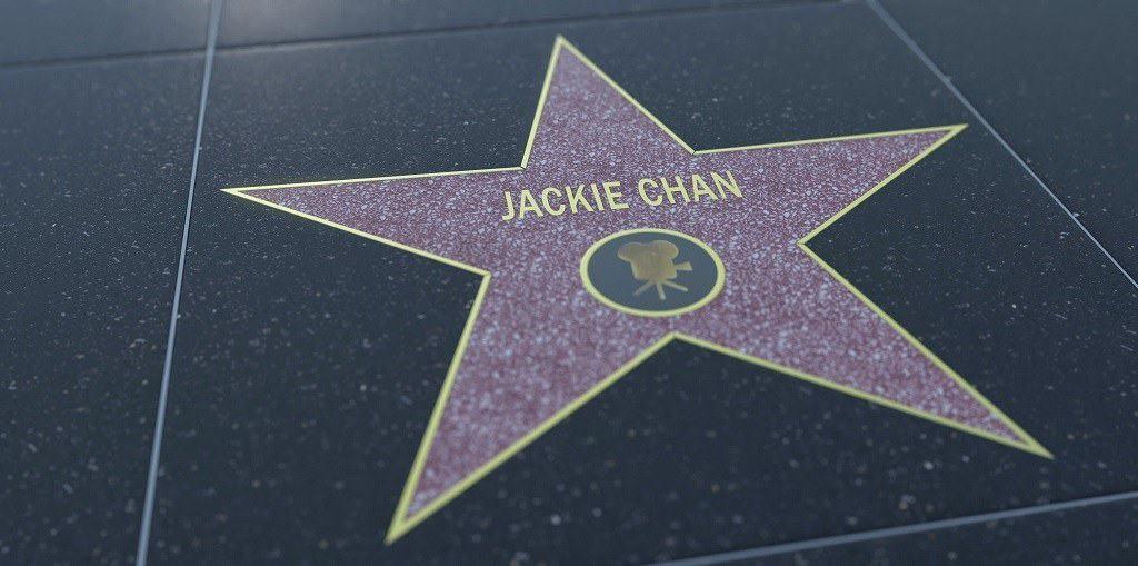 Jackie Chan Career