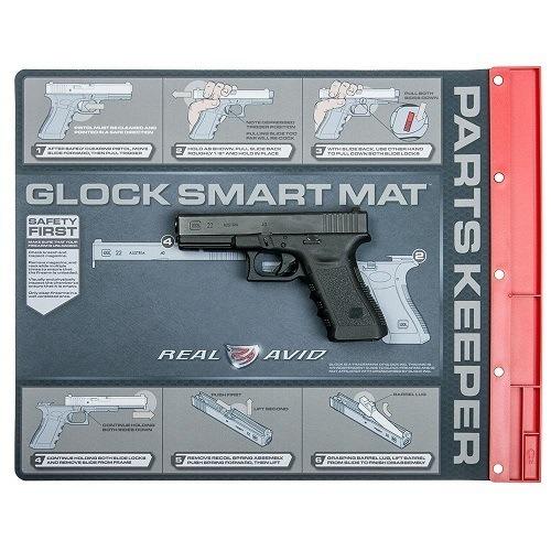 Real Avid Glock Smart Gun Cleaning Mat