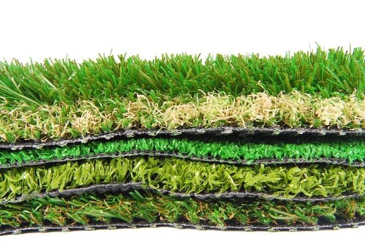Artificial Grass Mat Pile Height