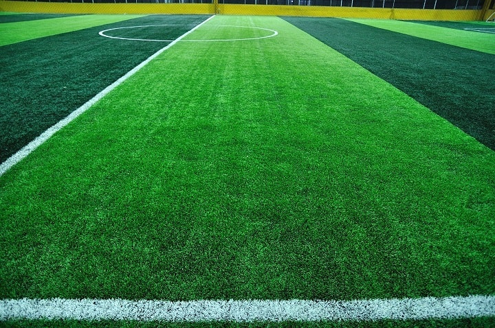 Artificial Grass Mat Sport Complexes