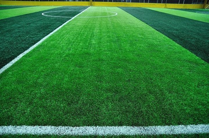 Artificial Grass Mat Sport Complexes