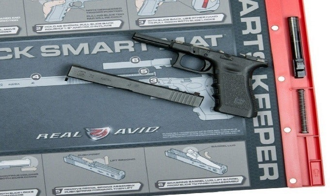 Gun Cleaning Mats – Everything You Need to Know to Pick the Best One