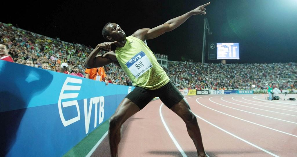 Famous Athletic Legend – Usain Bolt