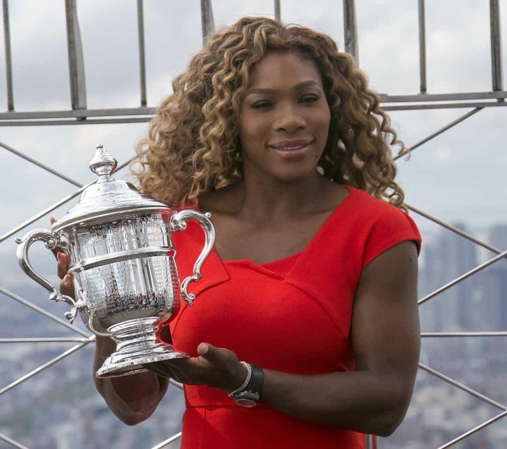 Serena William's Career