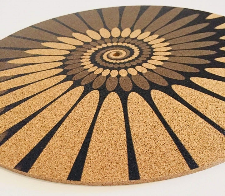 Turntable Mat Materials