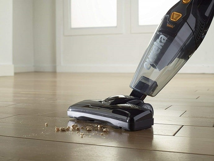 Are electric sweepers better than vacuum cleaners
