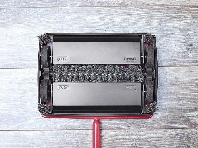 Bristles or Blades of Floor Sweeper