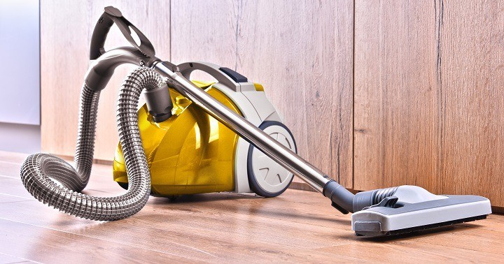 Canister Vacuum Cleaner Under $100