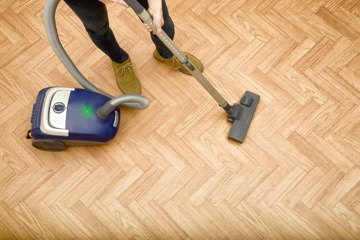 Canister Vacuum for Hardwood Floors