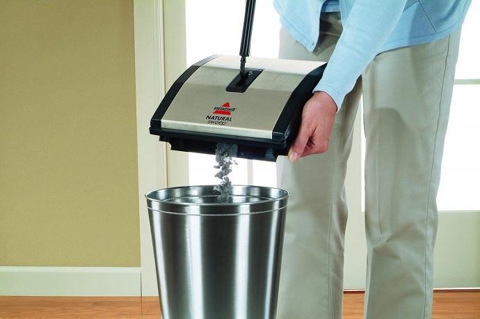 Dirt Container of Floor Sweeper