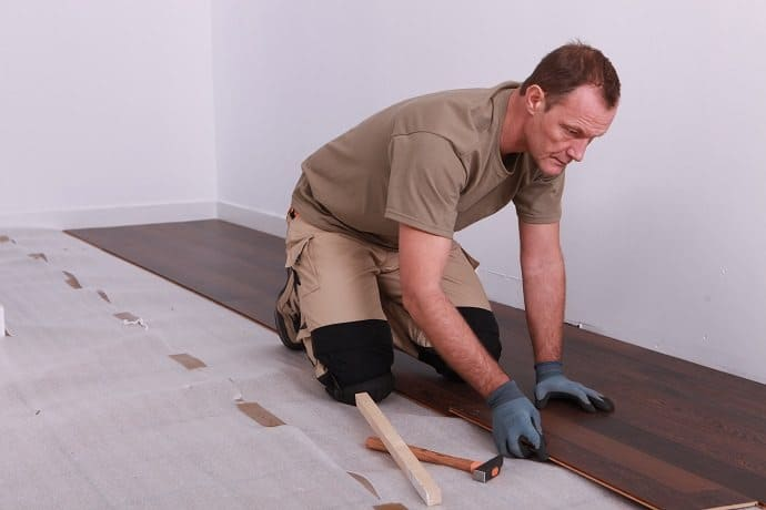 Installation of COREtec Flooring