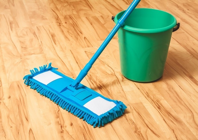 Microfiber Mop for Hardwood