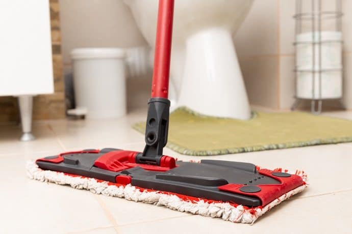 Microfiber Mop for Laminate Floors