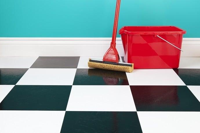 Sponge Tile Mops