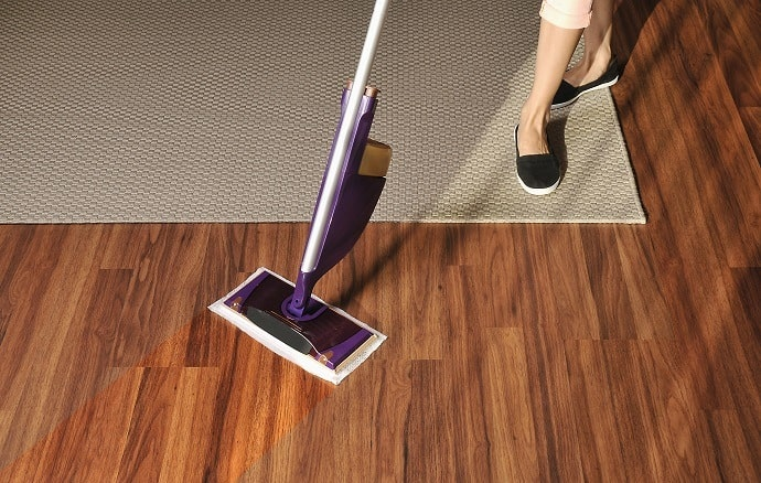 Steam Mop for Laminate Floors