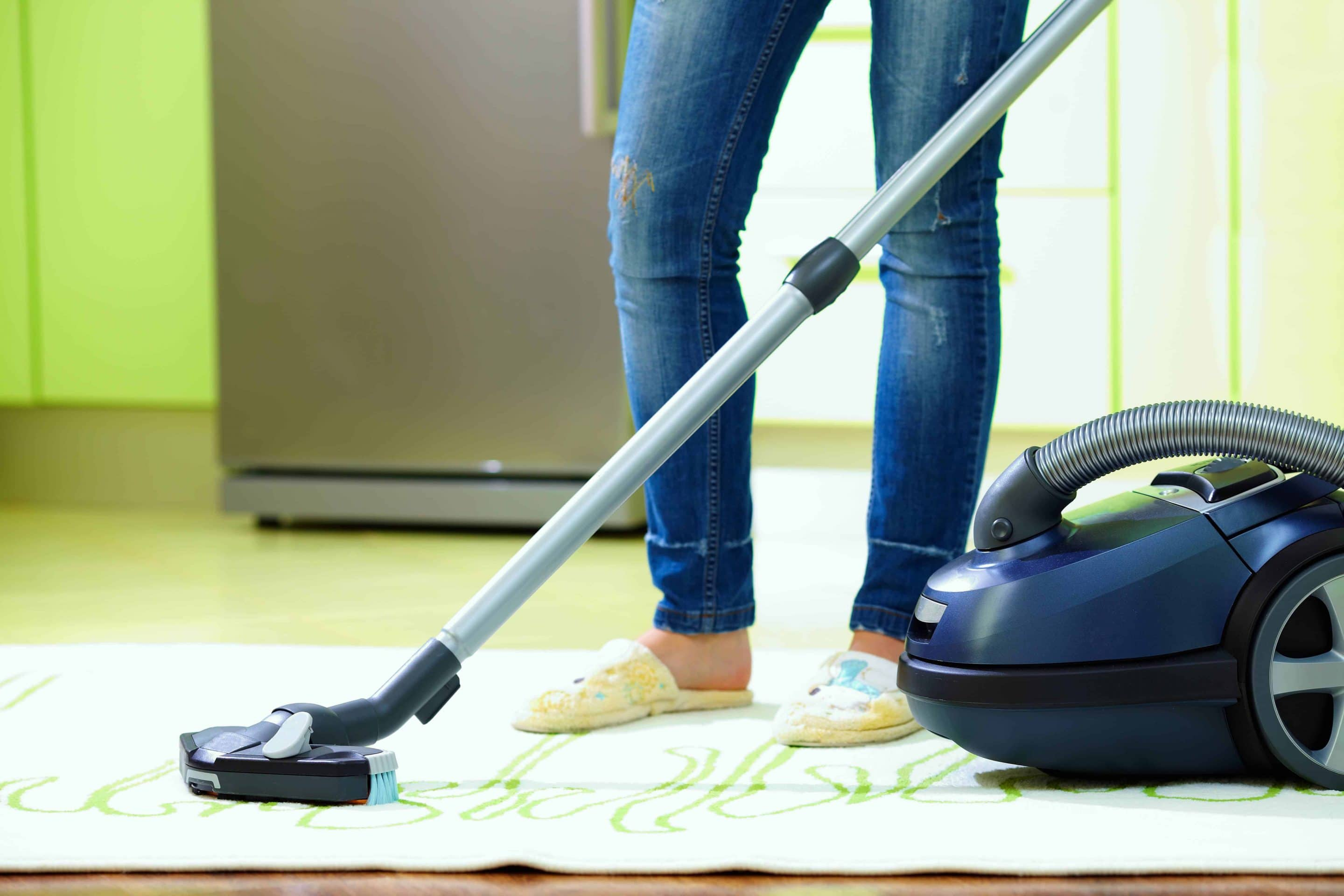 Suction of the Vacuum Cleaner Under $100