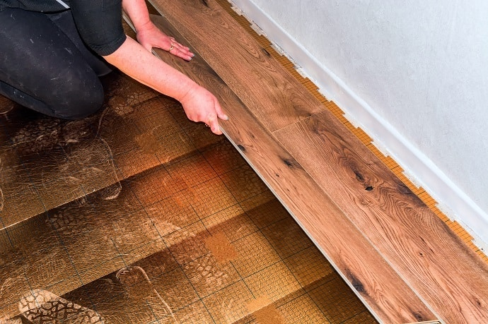 Types of Laminate Flooring