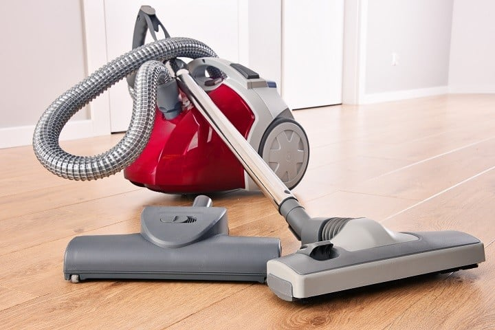 Vacuum Cleaner vs Portable Steam Cleaner