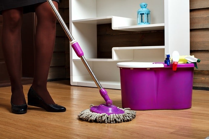 Benefits of Using a Spin Mop