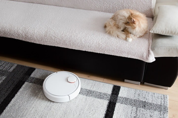 Robotic Vacuums for Pet Hair