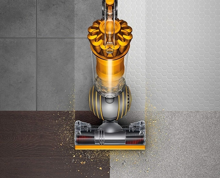 Which Dyson vacuum is best for hard surfaces