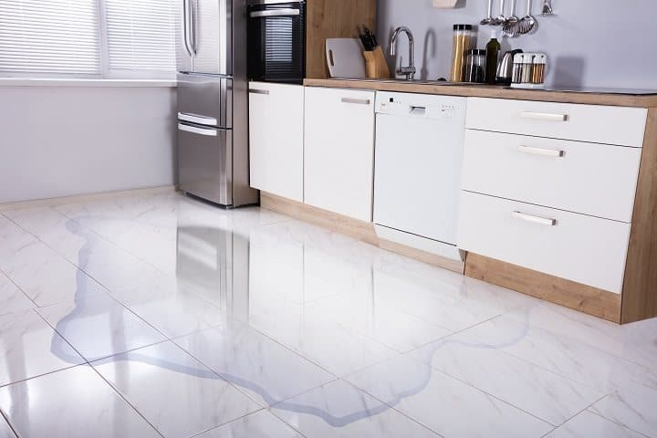Benefits of Having Recommended Kitchen Flooring - Moisture-Resistance