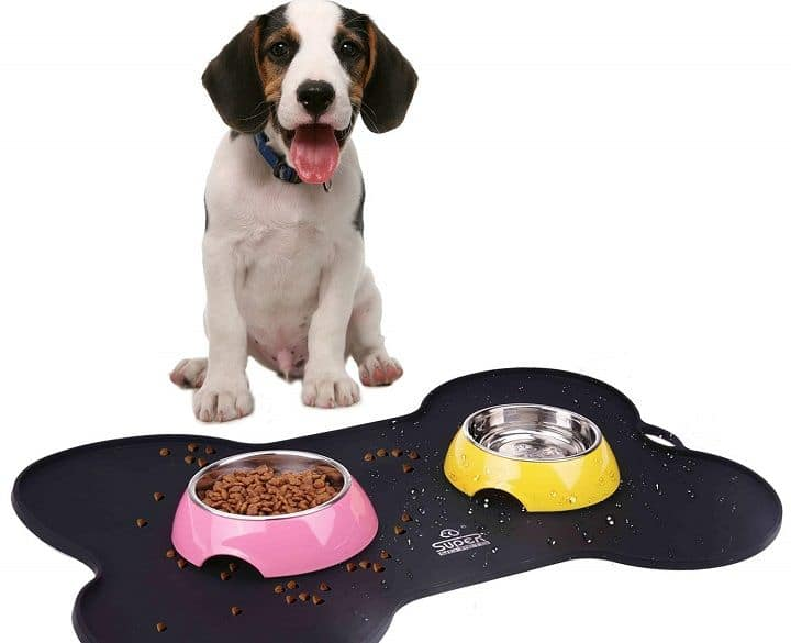 Best Dog Food Mat