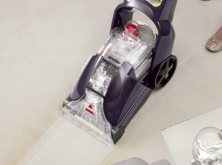 Carpet Cleaner vs Hard Stains