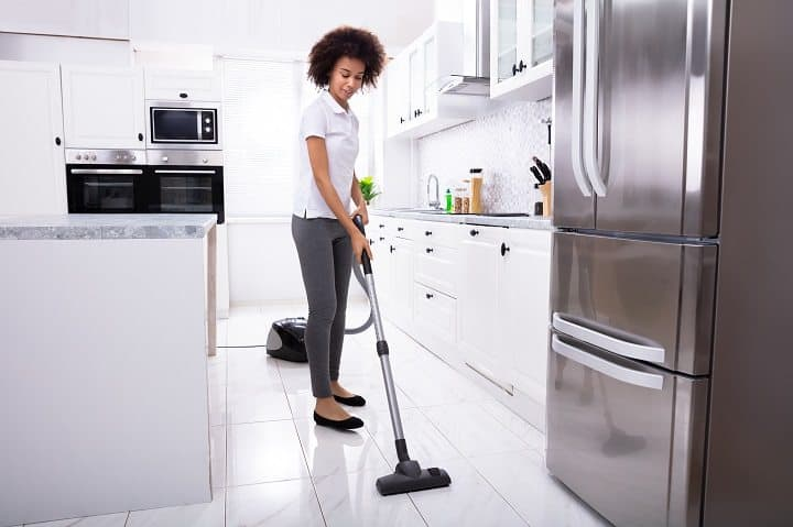 Flooring for Kitchen Cleaning Methods